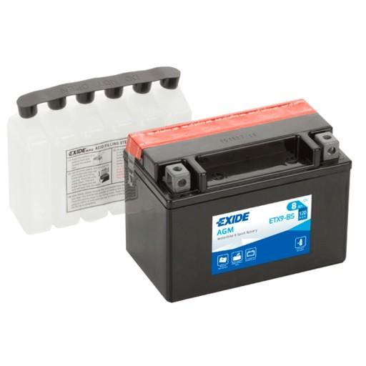 Akumulator EXIDE  Aprilia  RX  125   f .VAT