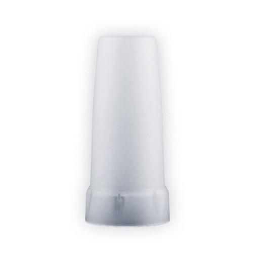 EDC X1 dyfuzor biały nakładka latarka