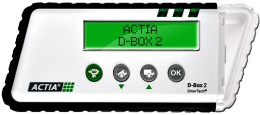 D Box 2 Actia Czytnik Kart Kierowcy Tachografu Tir 6994021795
