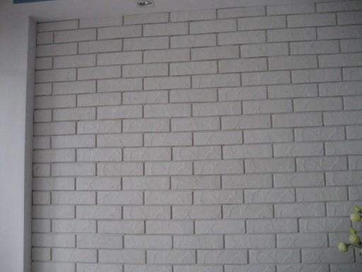 9 m cegły gipsowej dekoracyjnej na ścianę
