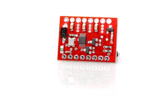 Moduł generatora częstotliwości z Si5351