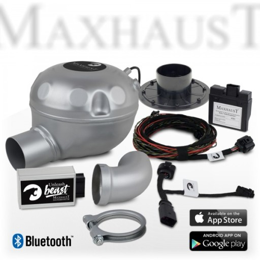 Maxhaust ACTIVE THE SYSTEM EMISSIONS INFINITI QX70