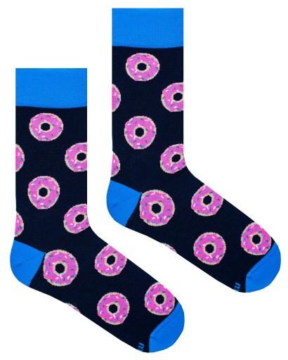 Manushka Bawelniane Skarpety Paczek Donut 43 46 7627071542 Allegro Pl