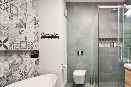 Wieszak Do łazienki Na Ręczniki Szlafroki łazienka
