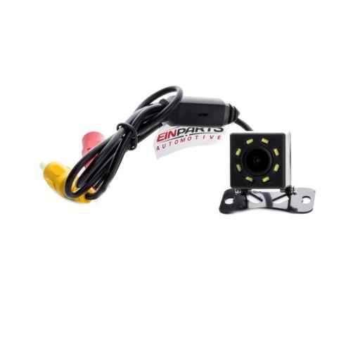 018 Kamera cofania uniwersalna podświetlana LED