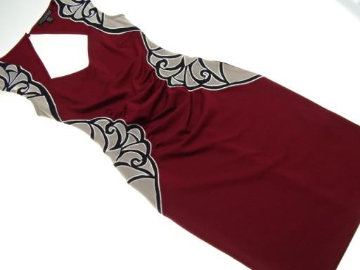 63__LIPSY__ołówkowa sukienka damska__36 S__BDB