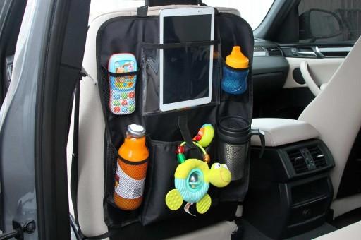 Organizer Samochodowy Oslona Na Tyl Fotela Tablet Bialystok Allegro Pl