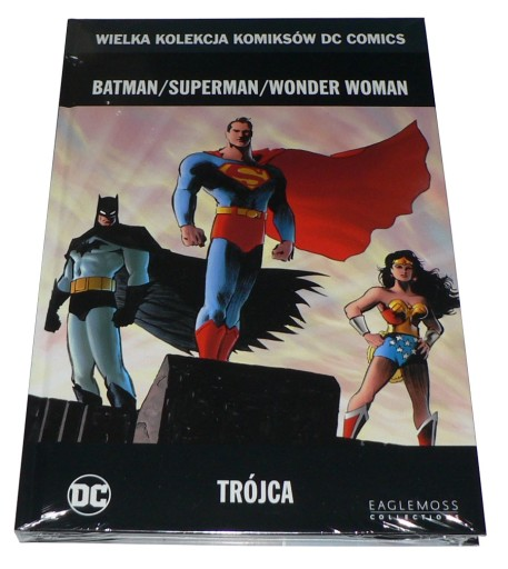 WKK DC COMICS 30 BATMAN SUPERMAN WONDER WOMAN Trój