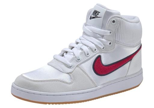 Buty Damskie Nike WMNS Ebernon Mid AQ1769 Czarne