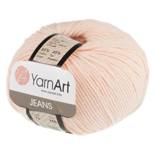 Wloczka Yarnart Jeans 73 7614727375 Allegro Pl