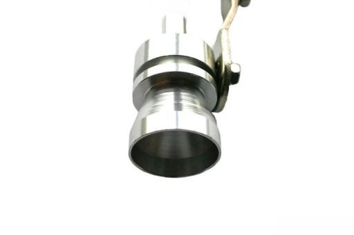 GWIZDEK DO TŁUMIKA Turbo efekt 44-55mm