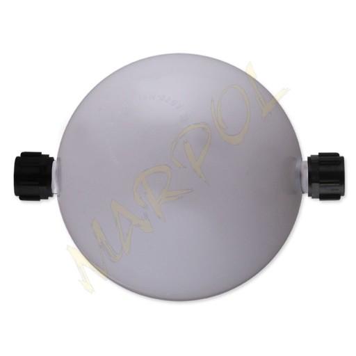 MARPOL KLOSZ KULA DO LAMPIONU LED-14 biała