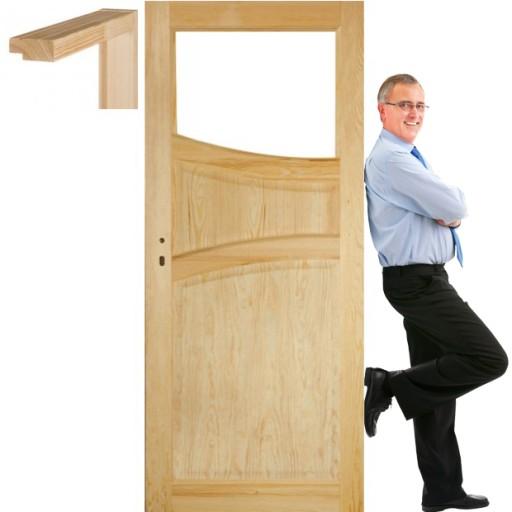 Drzwi Do łazienki Z Ościeżnicą Stolgen Sl2 80