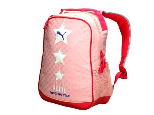 3143d6a8fff2e USZTYWNIANY plecak szkolny PUMA plecaki 1-3 klasy 6937898965 ...