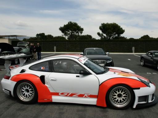 Porsche 996 GTR. RSR . GT2 / GT3 . Body Kit