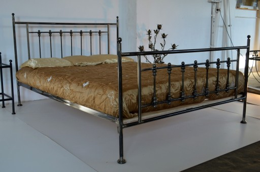 łóżko Metalowe Kute Fryderyk 180x200 Producent