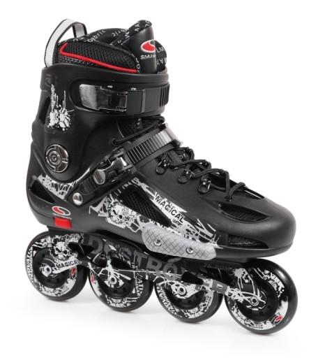 Rolki Smj Sport Urban MZS507 Black rozmiar 45