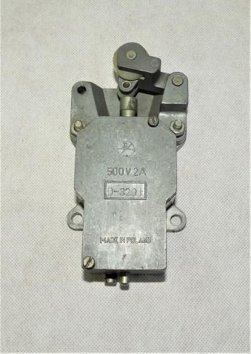 Wyłącznik Krancowy D-329 r  F.VAT