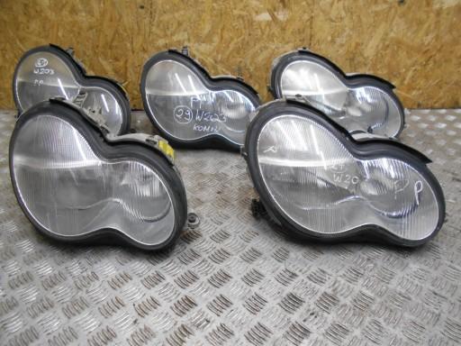 w203 lampa prawa przednia reflektor prawy przod FV