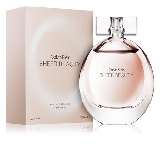Perfumy Damskie Calvin Klein Beauty Sheer 100ml 6934066770 Allegro Pl