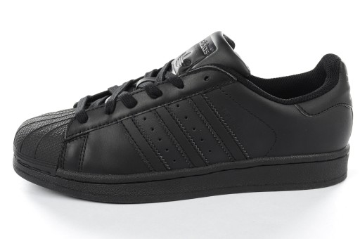 buty damskie adidas czarne superstar