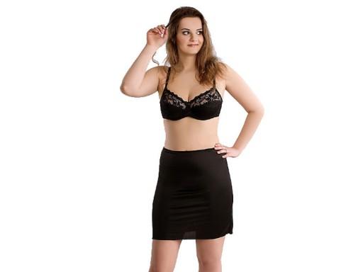 Klasyczna elegancka PÓŁHALKA Hanna Style JAKOŚĆ XL