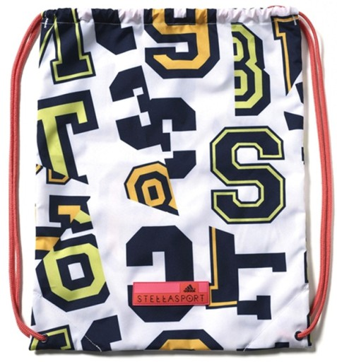 d11449839cd3b ADIDAS Stella McCarttney worek torba plecak 7437215532 - Allegro.pl