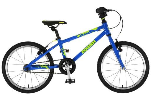 SQUISH Rower dziecięcy Rowerek dla dziecka 18 BLUE