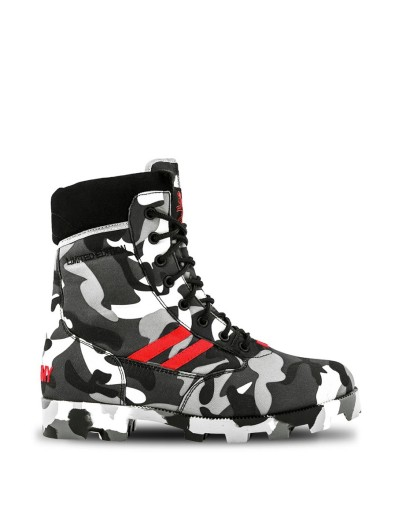 Buty DOUBLE RED B&W PIRAT ARMY rozm.46