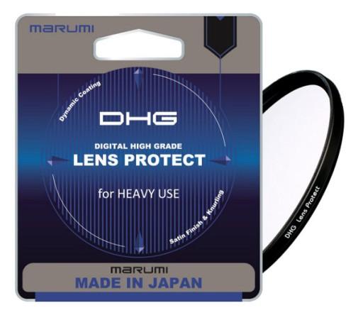 MARUMI Filtr ochronny Lens Protect DHG 77 mm