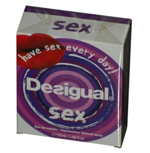 desigual sex