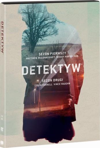 Detektyw - Pakiet sezonów 1-2 [6xDVD]