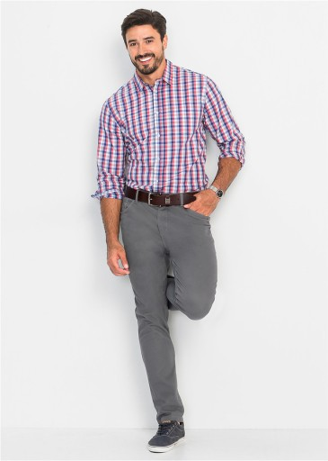 Bonprix spodnie męskie bpc r. 46 10563156914 Odzież Męska Spodnie KH HJTJKH-7