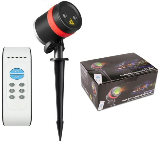 Projektor Laserowy Swiateczny Hermetyczny Ruch Hd 7684339575 Allegro Pl