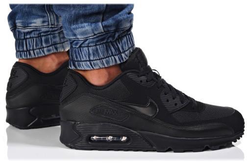 buty nike air max czaene