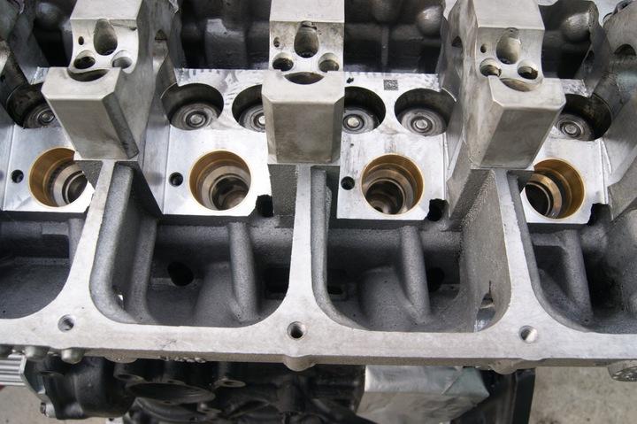 двигатель 1.9 tdi 2.0tdi заменитель bls bsu bmp bmm3 - фото