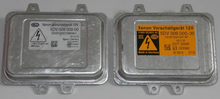 PRZETWORNICA XENON BMW 5 E60 7 E65 5DV009000-00