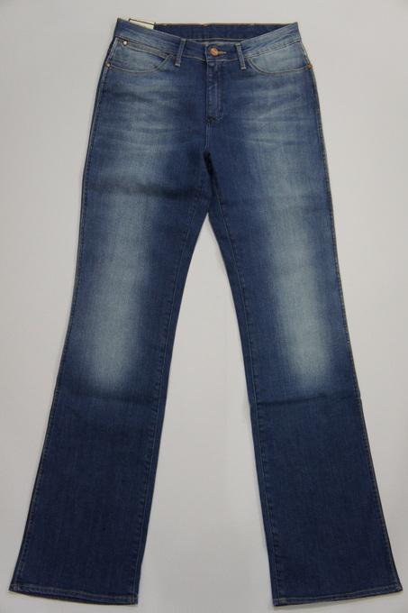 WRANGLER TINA W28 L34 KLASYCZNE jeans damskie 8921073151 Odzież Damska Jeansy VL EOCSVL-8