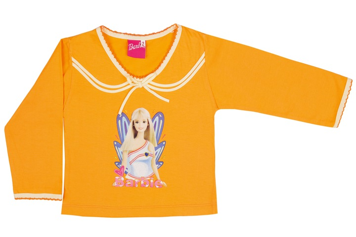 Bluzka dziewczęca z długim rękawem 92 cm 7564242629 Dziecięce Odzież VT GHNJVT-7